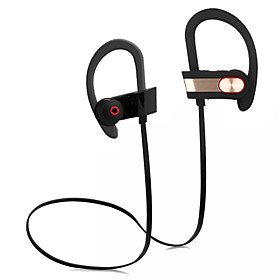 Q7 Wireless Headphone  In-Ear Noise Cancelling Sweatproof  Earphones Headset  with MIC for IPhone Sumsung  Cellphone
