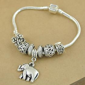 Legering Unisex / Stelletjes Amulet / Chain Armbanden Geen Steen