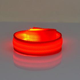 Outdoor-Sport einstellbare LED-Beleuchtung Armband Radfahren Nachtlauf Ausrustung