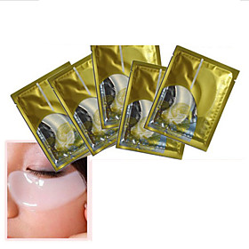 Gold Crystal collagen Eye Mask Hotsale eye patches 20pcs=10packs