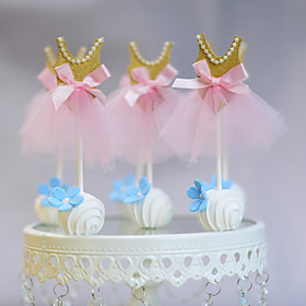 Pink Dress Pops