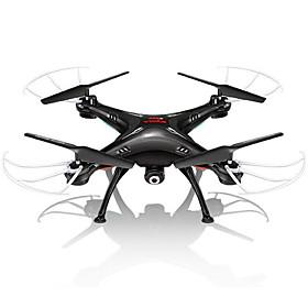 Drone SYMA X5SW 4-kanaals 6 AS 2.4G Met camera RC quadcopter FPV / Headless-modus / 360 Graden Fip Tijdens Vlucht / Met cameraCamera /