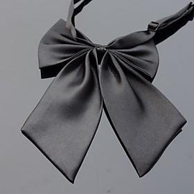 Women Work/Casual Cravat  Ascot , Polyester