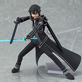 Anime Action Figures Inspired by Sword Art Online Saber PVC 13 CM Model Toys Doll Toy 4811510