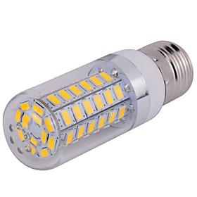 YWXLight E14 G9 E26/E27 LED Corn Lights 60 SMD 5730 1500 lm Warm White Cold White AC110 AC220 V