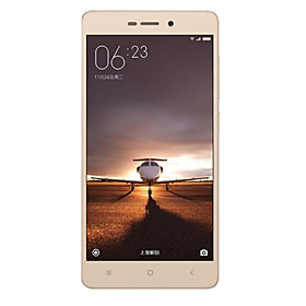 Redmi 3 5.0 Android 5.1 4G Smartphone (Dual - SIM Octa Core 13 MP 3GB 32 GB Schwarz \/ Gold \/ Silber)