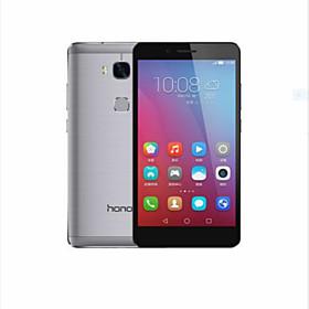 KIW-AL10 5.5 Android 5.1 4G Smartphone (Dual - SIM Octa Core 13 MP 3GB 16 GB Grau \/ Gold \/ Silber)