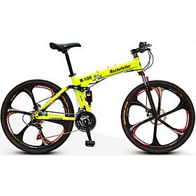 Mountain Bike / Vouwfietsen Wielrennen 21 Speed 66.0 cm/700CC Uniseks Volwassene / Heren / Unisex kinderen SHIMANO EF-51-8Dubbele