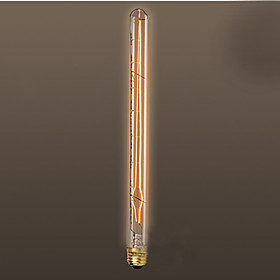 40w E26 e27 стиле ретро промышленности электрической дубинкой лампа накаливания
