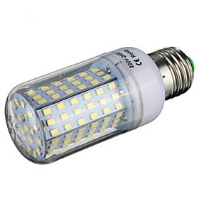 YWXLight 1 pcs E14/E26/E27/B22 20W 126SMD 2835 1850LM Warm White/Cool White LED AC 220-240V