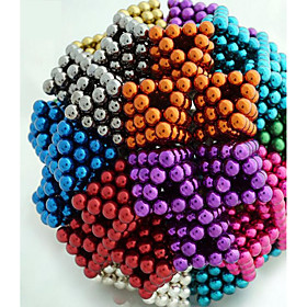 648 Pcs 5mm Magnet Toy Magnetic Balls / Building Blocks / Puzzle Cube Magnet Adults