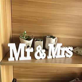 PVC Wedding Decorations-3piece / Set Niet-gepersonaliseerd