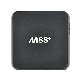 m8s plus \/ m8s Amlogic S812 Quad-Core-Android-TV-Box xbmc 14.2 Android 5.1 2g \/ 8g 2.4g \/ 5g wifi H.265 dlna Miracast