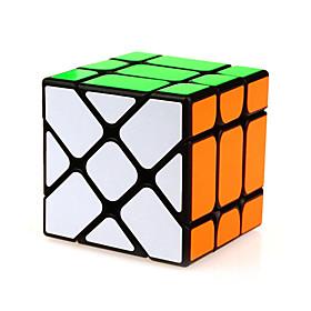 Yongjun Smooth Speed Cube Alien Speed Magic Cube Black ABS
