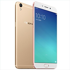 OPPO R9 5.5 Android 5.1 4G-smartphone ( Dual SIM Octa-core 16MP 4GB 64 GB Goud )