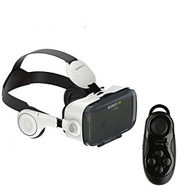 Xiaozhai BOBOVR Z4 Virtual Reality 3D Glasses Headset Google Cardboard with Headphone  Bluetooth controller