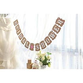 Wedding / Engagement / Bridal Shower Hard Card Paper Wedding Decorations Garden Theme / Floral Theme / Fairytale Theme Winter Spring plus size,  plus size fashion plus size appare
