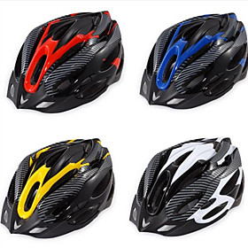 Unisex Cycling Helmet Bike Bicycle Helmet EPSPC Material Ultralight Adjustable Helmet 1pc
