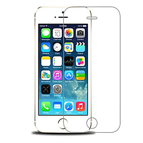 Screen Protector Apple for iPhone 6s Plus iPhone 6 Plus iPhone SE/5s 1 pc Front Screen Protector Explosion Proof 9H Hardness