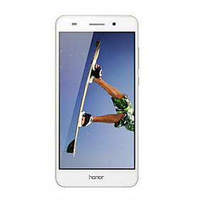 Huawei Honor 5A 5.5 Android 6.0 4G-smartphone (Dubbele SIM Octa-core 13 MP 2GB 16 GB Zwart \/ Wit)