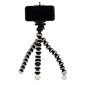 2-In-1 Multi-Function Octopus Style Tripod for Digital Camera / iPhone 7 / 6S/ 5/ 5s / 5C / Samsung / HTC / Xiaomi and Other Cell Phone