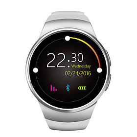 Smart Watch Touch Screen Calories Burned Pedometers Anti Lost Hands Free Calls Message Control Long Standby Sports Activity Tracker Sleep