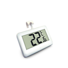 High-Precision Waterproof Electronic Thermometer Refrigerator Thermometer Frost Alarm Function