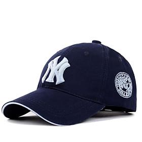 Image of Hats Unisex Breathable / Golf / Fishing / Baseball White / Green / Red / Pink / Dark Gray / Black