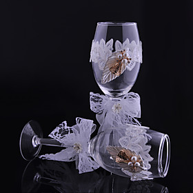 Lace Leaves Cups Combination 5096998