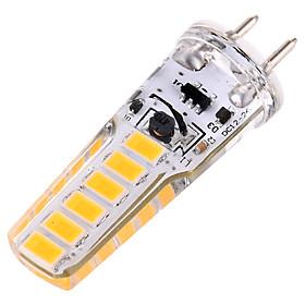 YWXLight 4W GY6.35 LED Bi-pin Lights T 12 SMD 5730 300-400 lm Warm White / Cool White Waterproof (AC/DC 12-24V)