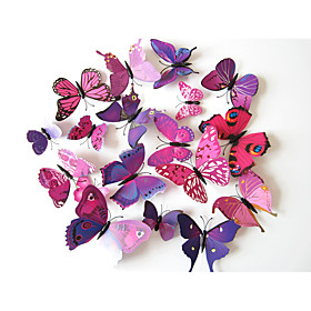 3D Wall Stickers Animal Wall Stickers Decorative Wall Stickers, Vinyl Home Decoration Wall Decal Wall Decoration
