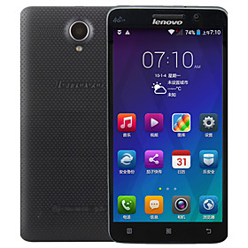 A5800-D 5.5 Android 4.4 4G Smartphone (Dual - SIM Quad Core 5 MP 512MB 4 GB Schwarz)