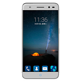 DEALS Blade A2 5.0 Android 5.1 4G-smartphone (Dubbele SIM Octa-core 13 MP 2GB 16 GB Zilver) OFFER