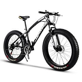 Mountain Bike Bikes Comfort neve Bike Ciclismo 26 pollici/700CC Da uomo Da donna Unisex Adulto lega di alluminio