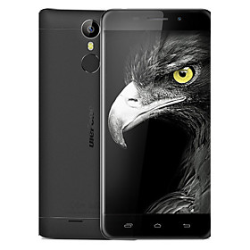 Ulefone Ulefone Paris 5.0 Android 5.1 4G Smartphone ( Dual - SIM Octa Core 8 MP 3GB 16 GB Schwarz \/ Grau \/ Silber )