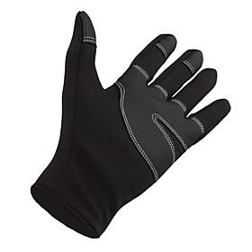 Ski Gloves Winter Gloves Unisex Activity/ Sports Gloves Keep Warm / Waterproof / Windproof Gloves Ski  Snowboard Canvas / FleeceCycling