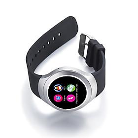 lincass Bluetooth Smart-Uhr Unterstutzung sim \/ tf Karte mit Anti-verlorene Pedometer sesshaften Schlaf Monitor Armband fur Android