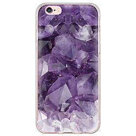 Coque Pour iPhone 6s Plus / iPhone 6 Plus / iPhone 6s iPhone 6 Plus / iPhone 6 Ultrafine / Translucide Coque Marbre Flexible TPU pour iPhone 6s Plus / iPhone 6