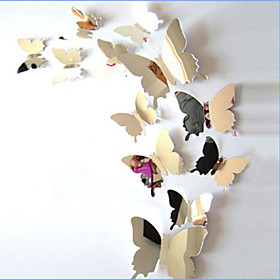 Animals Wall Stickers Mirror Wall Stickers Decorative Wall Stickers, Vinyl Home Decoration Wall Decal Wall Decoration