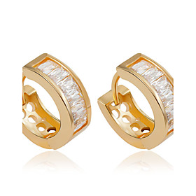 Alloy Drop Earrings Silver Earrings Wedding Party 1 pair