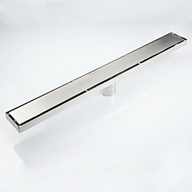 Drain Contemporary Stainless Steel 1 pc - Hotel bath 3067295