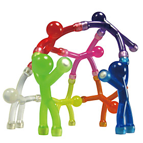 Magnet Toys 10Pcs Magnet Toys Executive Toys Puzzle Cube DIY Toys Magnetic Balls Red / White / Blue / Yellow / Orange / BlackEducation