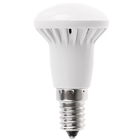 5W E14 LED Globe Bulbs R39 12 SMD 5730 300LM lm Warm White / Cool White Led Lamp(AC220-240V)