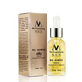 huidverzorging zuivere 24-karaats goud essentie dagcrème anti rimpel anti aging collageen whitening hydraterende hyaluronzuur