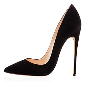 Women's Shoes Microfibre / Summer / Fall Heels Heels Wedding / Office  Career / Party  Evening / Dress / Casual