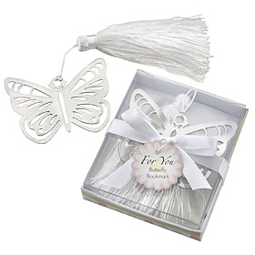 Beter Gifts Recipient Gifts - 1Piece/Set Valentine's Day Party Favours Butterfly Bookmark Favors 5166741