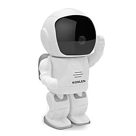 Offer hd wifi 1.3MP CMOS drahtlose CCTV-Uberwachungskamera p2p ptz ir-Nachtsicht Audio-tf SD-Karte 960p IP-Kamera-Roboter Babyphone Before Special Offer Ends