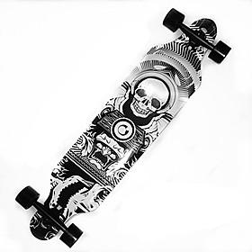 41 Inch Longboards Skateboard Multi Colors Professional Maple ABEC-9 Bearings