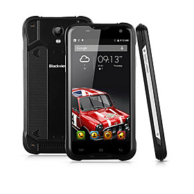 Blackview Blackview BV5000 5.0 Android 5.1 4G Smartphone ( Dual - SIM Quad Core 8 MP \/ 13 MP 2GB 16 GB Schwarz \/ Grun \/ Orange )