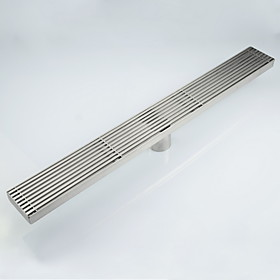 Drain Contemporary Stainless Steel 1 pc - Hotel bath 3067297